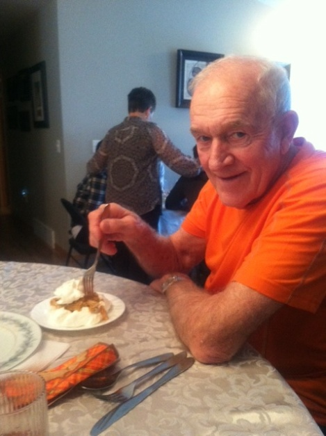 pic grandpa and cool whip
