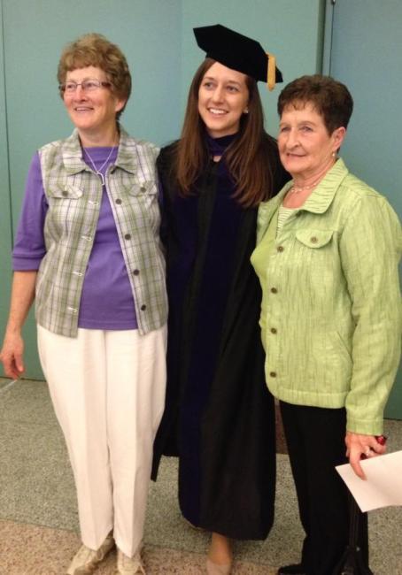 Graduation Grandmas